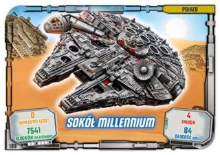 The world premiere of LEGO®Star Wars trading cards collection