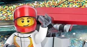 LEGO Magazyn. Wydanie XXL. City