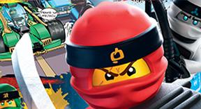 LEGO Magazyn. Wydanie XXL. Ninjago