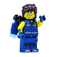 Rex z jetpackiem