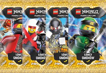 Modne ubrania LEGO® NINJAGO®. TCG 4 | Blue Ocean Entertainment Polska HO48