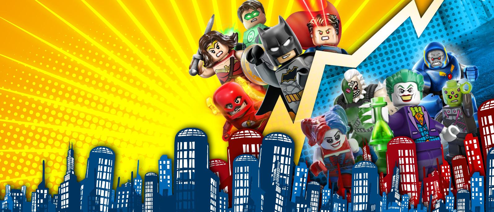 LEGO®<br> BATMAN™ <br> TCG<br><br>