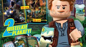 LEGO® Jurassic World™. Wydanie Specjalne