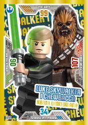 karta limitowana z kolekcji LEGO® <i>Star Wars</i>™ TCC2
