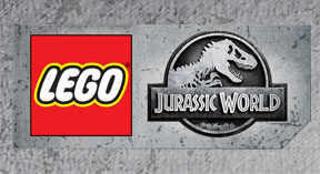 LEGO® Jurassic World™. Kolekcja