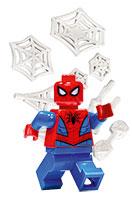 Spider Man i pajęcze sieci